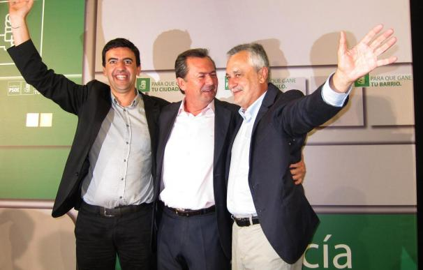 """Griñán ve al PP como un """"vendedor de crece pelos"""" al prometer bajar impuestos y aumentar prestaciones sociales"""
