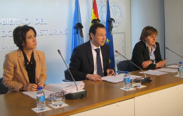 """Varela califica de """"innecesaria"""" la proposición de Podemos sobre el ERA porque el Principado ya cumple la moción"""