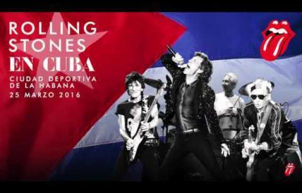 Los Rolling Stones prometen un recital histórico en Cuba en un vídeo promocional
