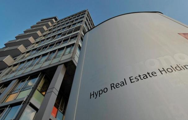 El alemán Hypo Real Estate, nacionalizado, suspende el test de solvencia