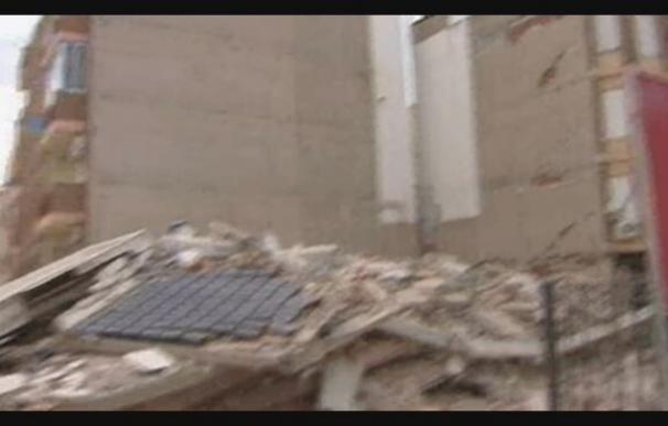 Lorca cumple una semana del terremoto