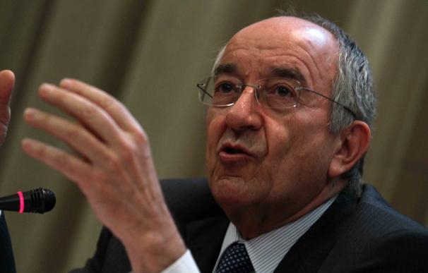 """Fernández Ordóñez: todas las entidades españolas """"resisten adecuadamente"""" al peor escenario"""