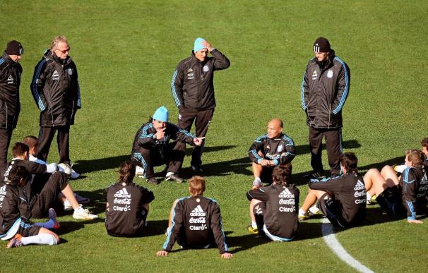 Argentina recibirá a España en amistoso en septiembre próximo