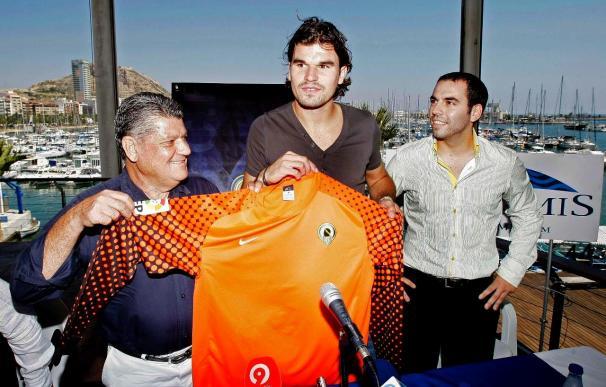 El holandés Velthuizen dice que es un sueño jugar en España