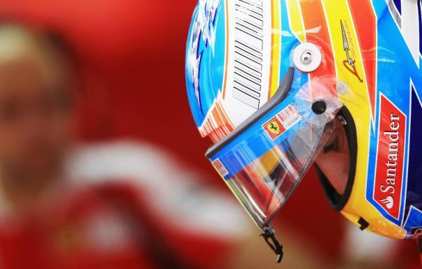 Fernando Alonso, en Hockenheim