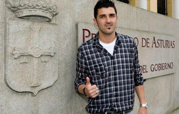 """Villa dice que """"el previo ante Chile fue el momento con más miedo de mi vida"""""""