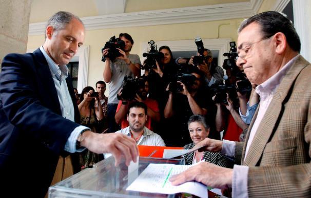 El PP seguirá gobernando la ciudad de Valencia por mayoría absoluta, con el 79,75 escrutado