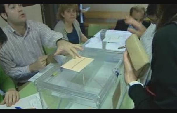 Comienza la jornada electoral del 22-M