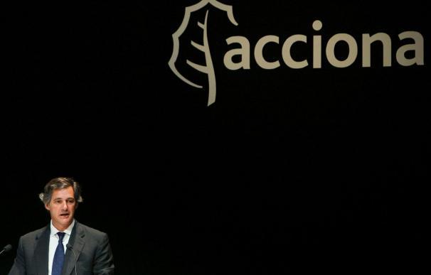 Acciona ganó 78 millones de euros hasta junio, el 93,5 por ciento menos