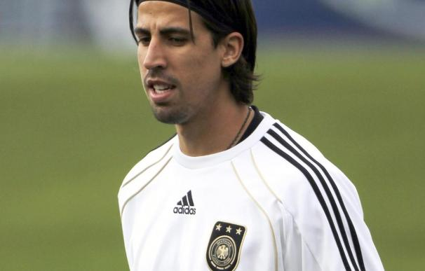 Khedira ha sido fichado por el Real Madrid, según ha confirmado el Stuttgart