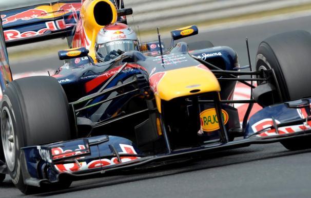 Los Red Bull y los Ferrari continúan con su dominio en la jornada de entrenamientos libres