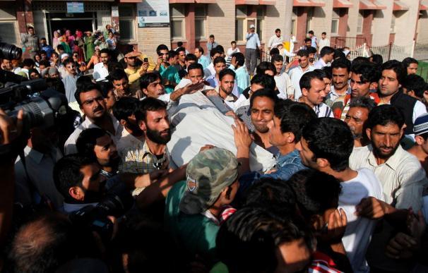 Dos muertos por disparos de las fuerzas de seguridad indias en Cachemira