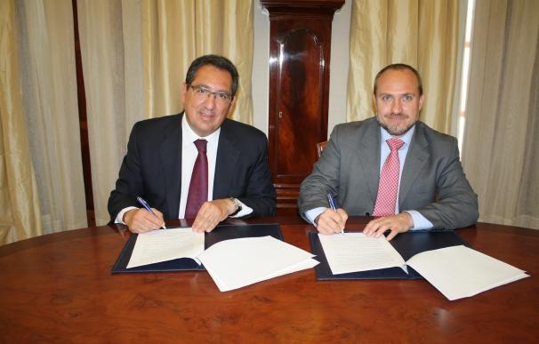 La AFA y la AEFr acuerdan profesionalizar la captación de fondos en las fundaciones andaluzas