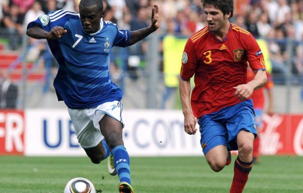 2-1. Francia remonta a España y le arrebata el Europeo sub-19