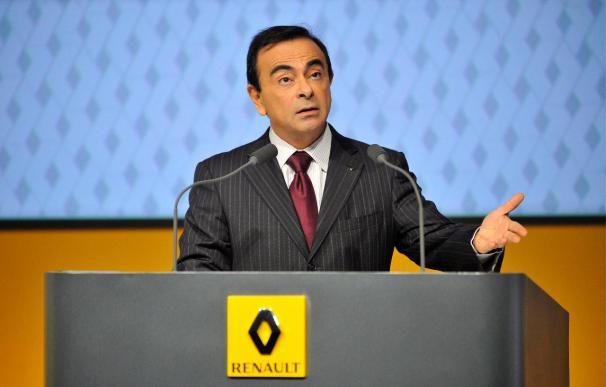 Renault registra un beneficio neto de 823 millones euros en el primer semestre