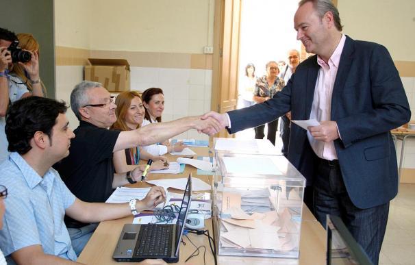 El PP amplía la mayoría absoluta en la ciudad de Castellón, escrutado el 32,30 por ciento
