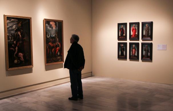 La muestra de Pacheco en el Bellas Artes supera las 12.000 visitas desde su apertura el 15 de marzo