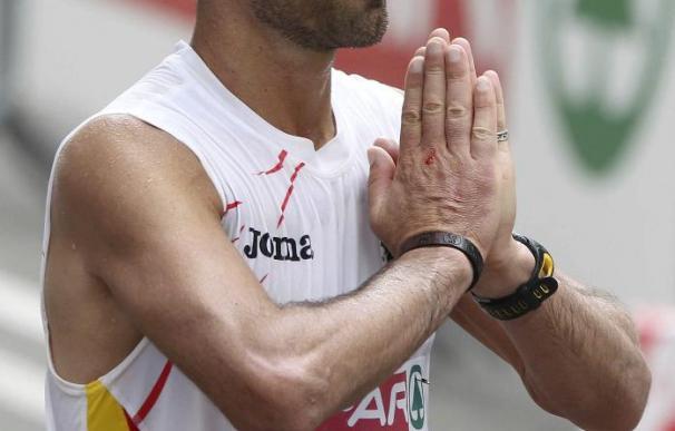 """García Bragado: """"No me ha respondido el cuerpo"""""""
