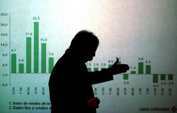 La nueva Caixa Catalunya gana 91 millones hasta junio, un 7,5 por ciento más
