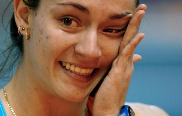 Ana Torrijos eliminada en 100 metros vallas