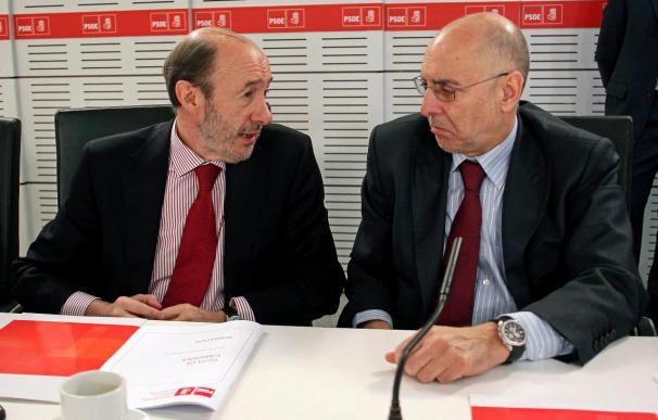 El PSOE reúne a su Comité Federal con el fin de fijar el calendario de las primarias