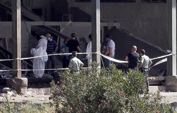 Encuentran el cadáver de una mujer en una planta de basura de Granada
