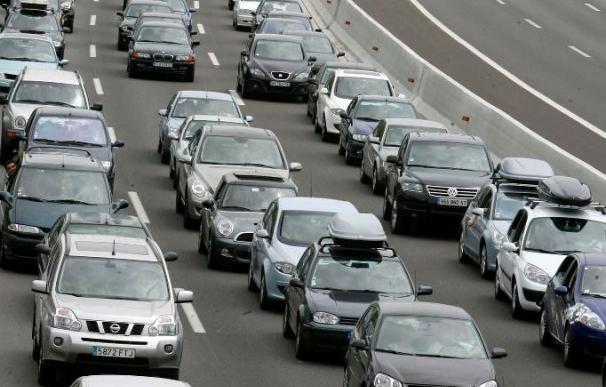 Tráfico espera desde hoy y hasta el domingo cinco millones de desplazamientos
