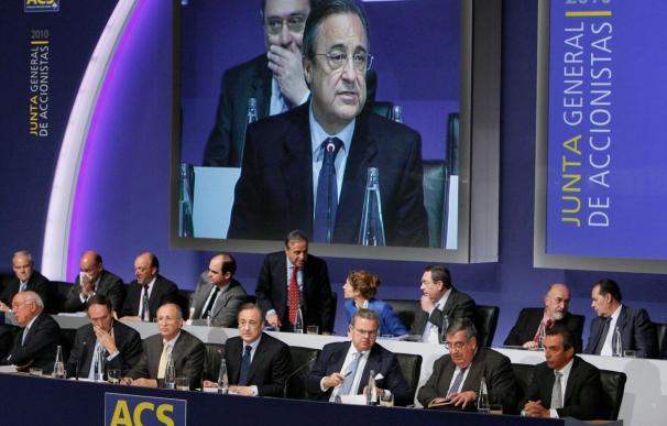 ACS destinará recursos de Abertis a sus planes de inversión, entre ellos Iberdrola