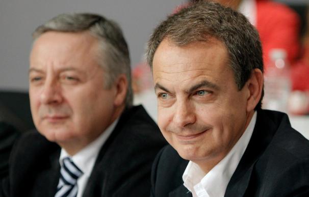 Zapatero defiende la candidatura de Rubalcaba como su sucesor