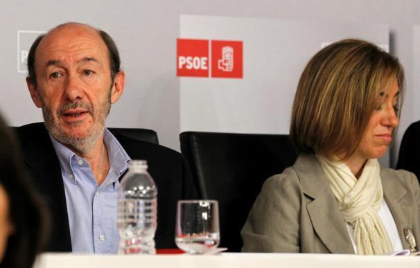 Zapatero agradece a Chacón la generosidad que ha demostrado