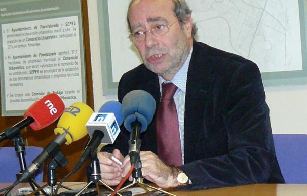 """Manuel Robles (PSOE-M) respalda a Sara Hernández y critica """"el proyecto individual"""" de Carmona"""
