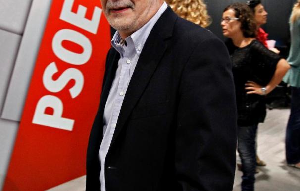"""Griñán niega haya """"dedazo"""" y cree que hoy empieza la recuperación del PSOE"""