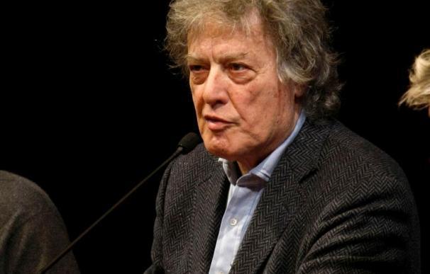 El dramaturgo Tom Stoppard critica la represión en Bielorrusia