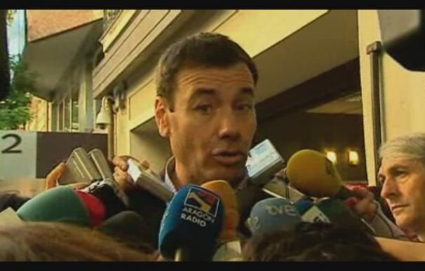 """Tomás Gómez reclama al PSOE un """"giro a la izquierda"""""""