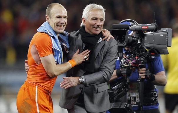 Bert van Marwijk y el nuevo realismo naranja
