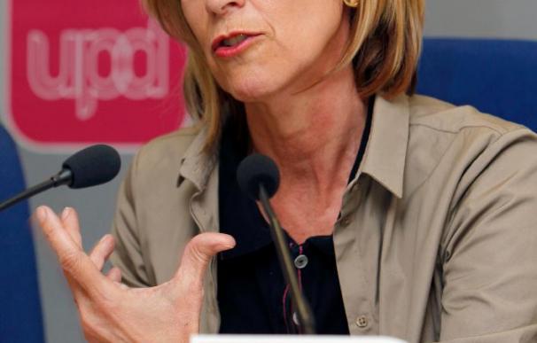 UPyD no entrará en los 26 municipios aunque pacte con PP o PSOE
