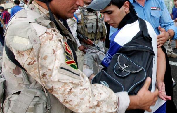 Al menos 28 peregrinos chiíes muertos y 83 heridos en atentados en Bagdad