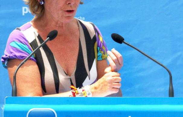 Aguirre denuncia que varios ayuntamientos del PP no pueden pagar las nóminas