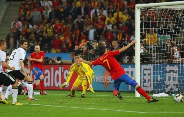 Alemania - España.