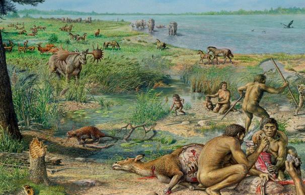 Hallan el más antiguo asentamiento humano del norte de Europa