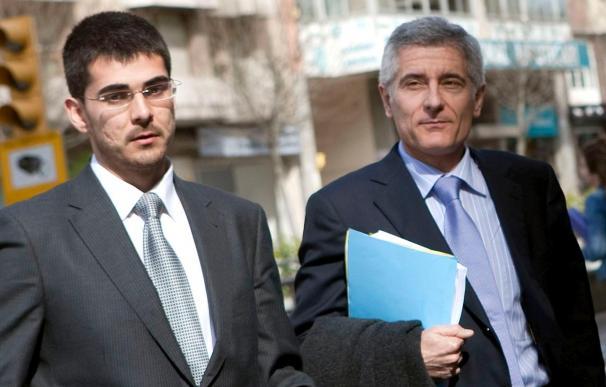 Vicens pide el indulto al Gobierno y la suspensión de ejecución de su condena