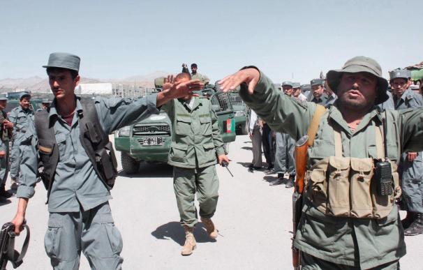 Mueren cinco soldados afganos por error en un ataque aéreo de la OTAN