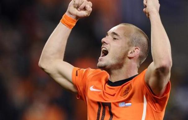 Sneijder, a un paso de sellar una temporada inolvidable