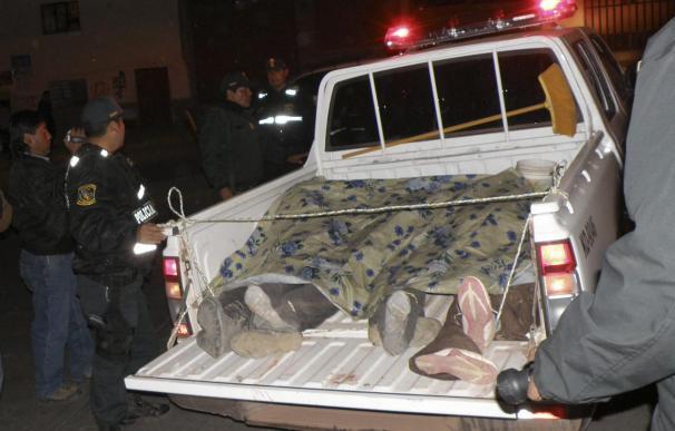 Las cuatro españolas muertas en Perú estaban de voluntarias con una ONG local