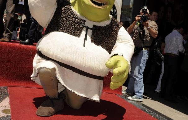 Shrek pierde frescura en su cuarta entrega que se estrena mañana