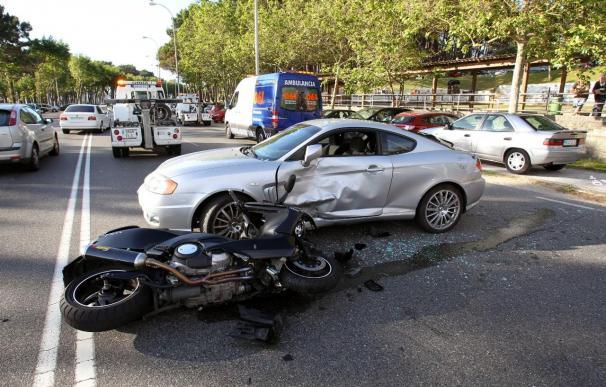 Mueren 12 personas en las carreteras durante este fin de semana