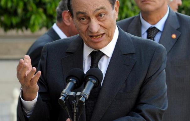 El rey saudí se reúne el miércoles con el presidente egipcio