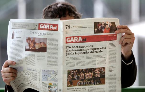 "ETA dice que Euskal Herria está ""a las puertas de vivir un periodo de cambio"""