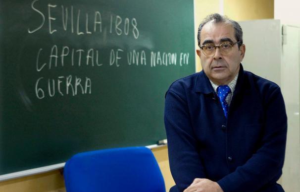 Moreno Alonso dice que la España moderna surgió en 1808 en Sevilla