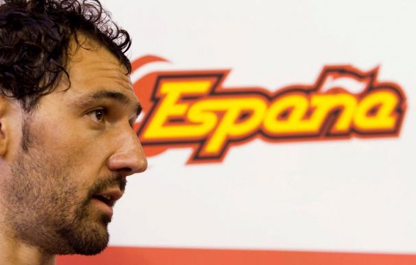 """Garbajosa dice que es """"imposible"""" que un sólo jugador sustituya a Pau Gasol"""